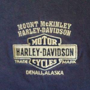 Harley Davidson . Alaska